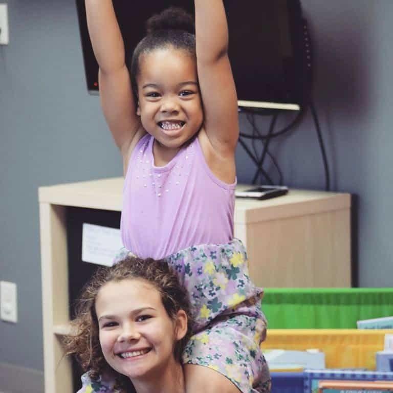Hosanna City Church - Kids - Always Safe