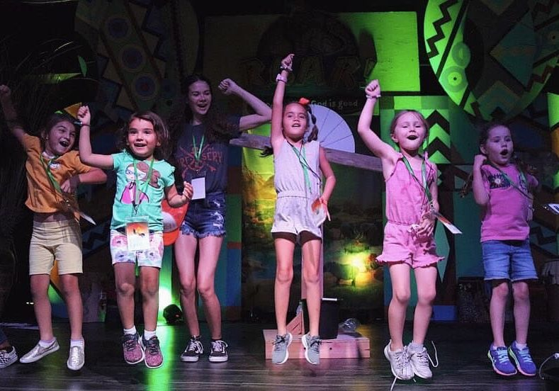 Hosanna City Church - Kids - Kids Church